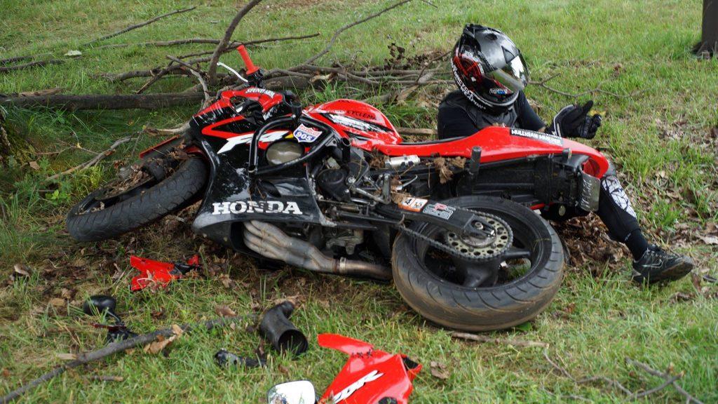 GPS Locator Beacon during Road Crashes