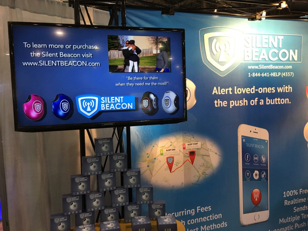 personal emergency life alert system at CES 2017